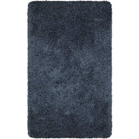 """Better Homes and Gardens Thick and Plush Bath Collection 20""""x34"""", Insignia Blue from Better Homes & Gardens"""