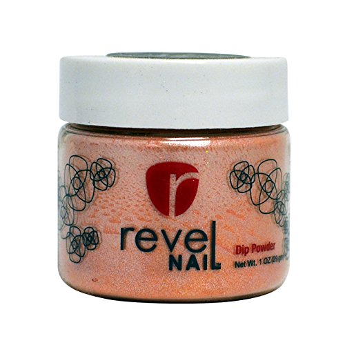 Revel Nail Dip Powder D88(Frisky), 1 oz