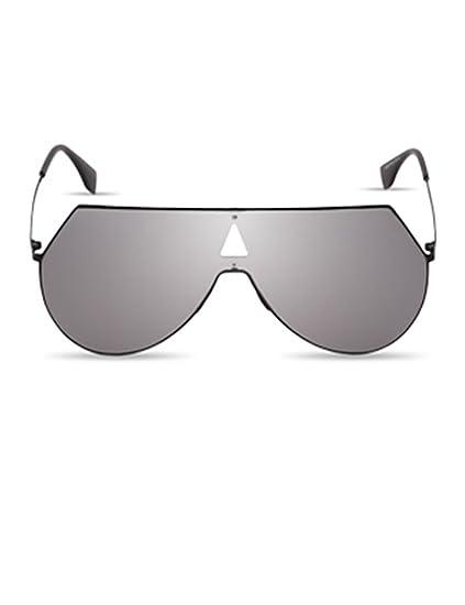 Integral Sonnenbrillen Gezeiten Männer Und Frauen Personalisierte Helle Reflektierende Sonnenbrillen Große Rahmen Brillen ( farbe : 3 ) a6keV7