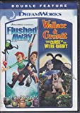 Flushed Away/Wallace & Gromit: The Curse of the Were-Rabbit