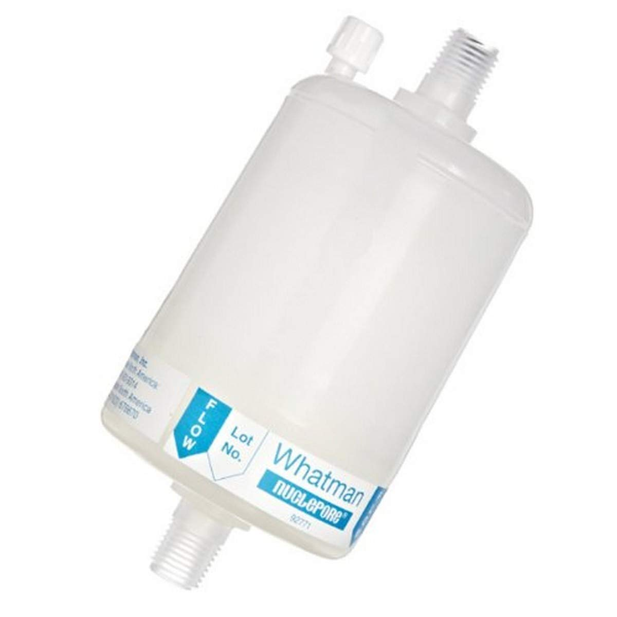Whatman 6710-7502 Polycap TF 75 PTFE Membrane Capsule Filter with 1//2 SB Inlet and Outlet 60 psi Maximum Pressure 0.2 Micron