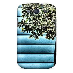 Premium Galaxy S3 Case - Protective Skin - High Quality For Trees 'r' Green
