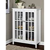 kitchen china cabinet. Target Marketing Systems Portland Tall China Cabinet Cabinets  Amazon com