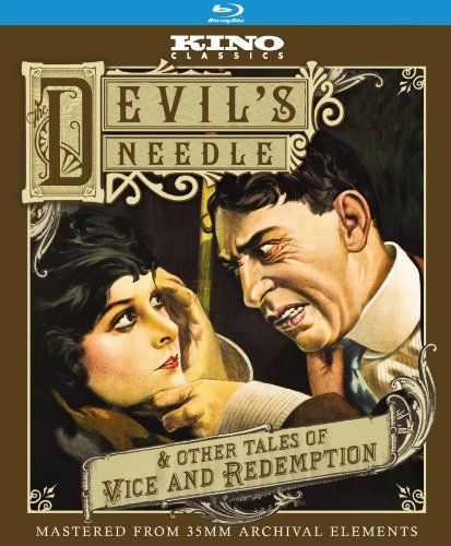 THE DEVIL'S NEEDLE AND OTHER TALES OF VICE AND REDEMPTION (BLU-RAY)