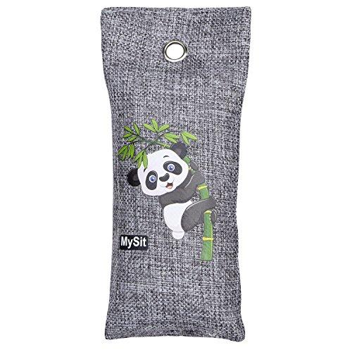 MySit Shoe Deodorizer Odor Eliminator (12 x 100 Gram), Gym Bag Deodorizer Air Purifying Bags
