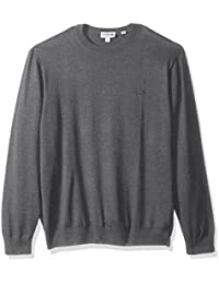 Men's Cotton Jersey Crew Neck Sweater, AH7901-51