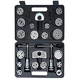 DASBET 22pcs Heavy Duty Disc Brake Caliper Tool Set and Wind Back Kit for Brake Pad