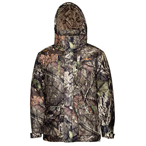 (Habit Men's Insulated Parka, MO Country/Cub, Large)