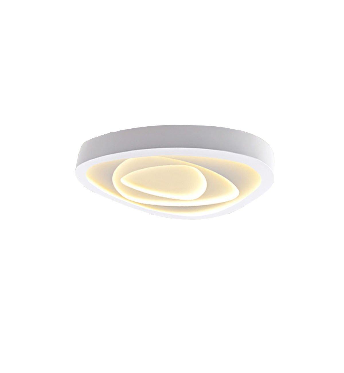 Axiba- LED-Deckenleuchte Wohnzimmer Lampe Schlafzimmer Moderne Minimalistische Persö nlichkeit Studie Raumbeleuchtung, 42cm bfdsh