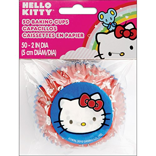 Wilton 415-7575 Hello Kitty Baking Cups]()
