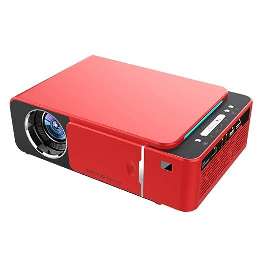 TYY La Oficina Hogareña HD LED Admite Micro Proyectores ...