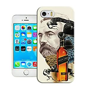 LarryToliver Durable Cases For Customizable Design Inspiration iphone 5/5s Cases Cover With Various Colors