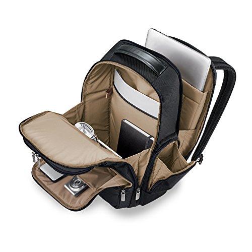Briggs & Riley @work Medium Cargo Backpack, Black by Briggs & Riley (Image #2)