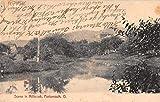 Portsmouth Ohio Millbrook Scenic View Vintage Postcard JA455530