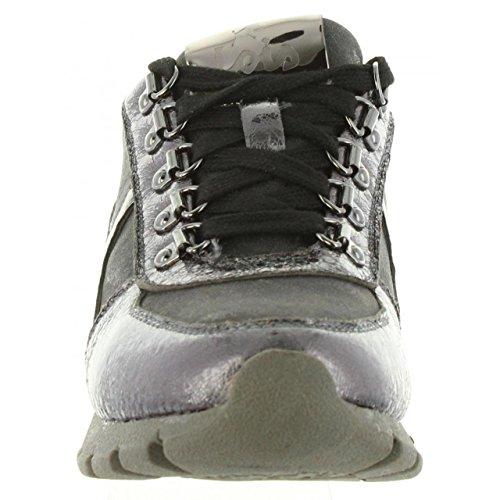 Silver Pour 300 De Jeans 85234 Lois Femme Chaussures Sport cqT8RZcvHw