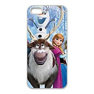 Charming Frozen girl Cell Phone Case for iPhone 5S