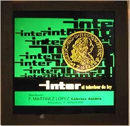 Antigua PUBLICIDAD EN CRISTAL PARA CINES : INTER, el televisor de ...