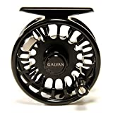 Galvan Torque Fly Reel Size 5 Black Review