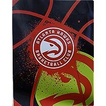 NBA Golden State Warriors Shadow Play Plush Raschel Throw