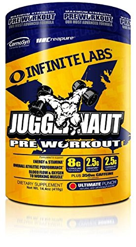 Infinite Labs Juggernaut Ultimate Yellow product image
