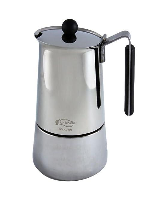 Acero inoxidable Cafetera Cafetera expreso de émbolo Moca de ...