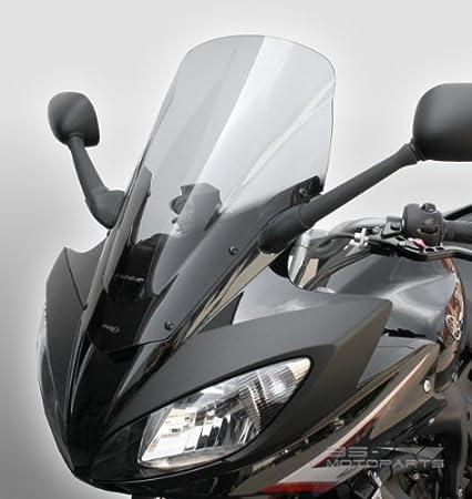Puig Bulle Touring Couleur Fum/é Fonc/é 4367F pour Yamaha FZ6 Fazer S2 07-10