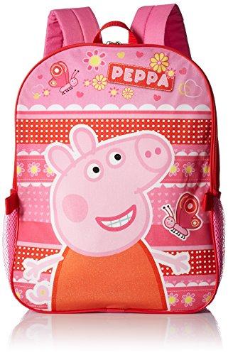 [해외]Peppa Pig Peppa 돼지 배낭 예쁜 펫빠 액세서리/Peppa Pig Peppa Pig Backpack Pretty Peppa Accessory