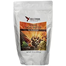 Bulletproof Cacao Butter, 454 Grams