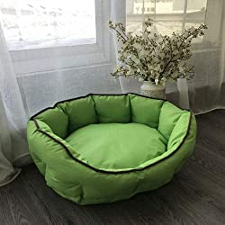 MUMUMI Pet Bed Kennel Cat Nest Pet Supplies Simple Pet Mat Big Dog Puppy Sleeping Pad Summer Breathable Non-Slip Durable Family Refreshing Pet Shop Suitable for All Seasons