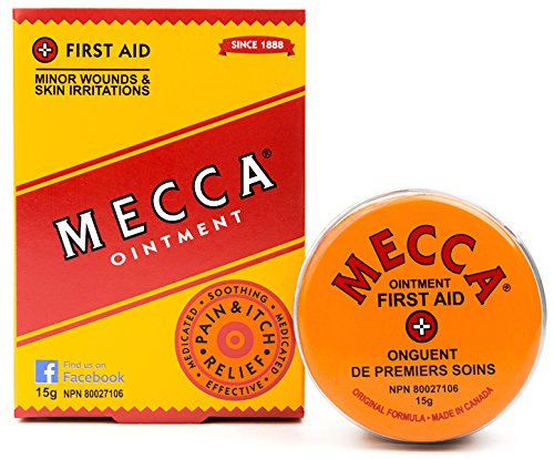 Mecca Ointment - First Aid