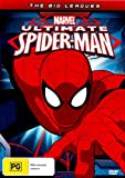 Ultimate Spider-Man The Big Leagues DVD