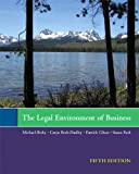 img - for The Legal Environment of Business (5th Edition) book / textbook / text book