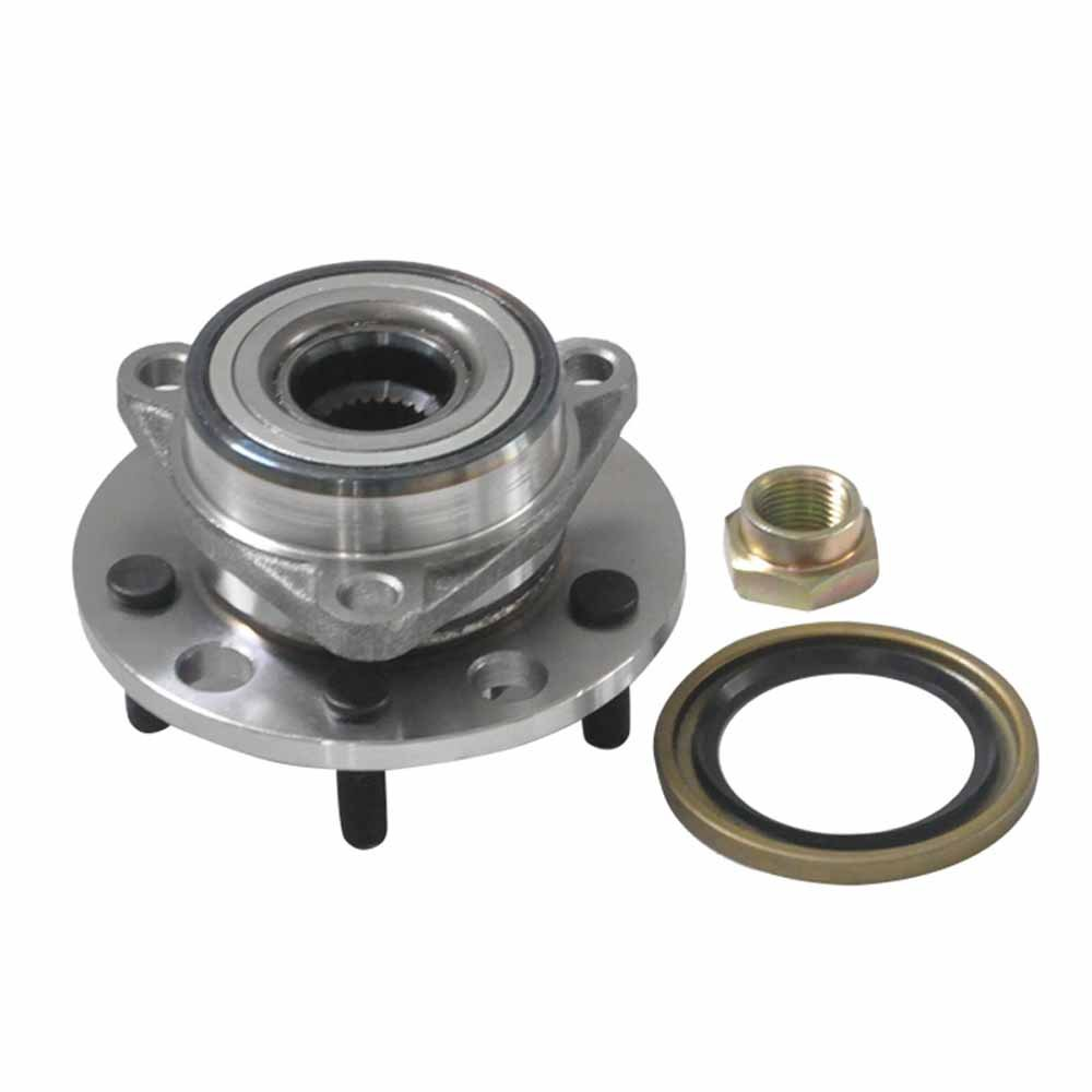 DRIVESTAR 513016 New Front LH or RH Wheel Hub & Bearing for Chevy Pontiac Olds Cadillac Buick