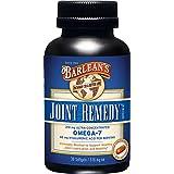 Barlean's Organic Oils Joint Remedy Mini 30 Soft Gels/516 mg ea (15.48 gm)