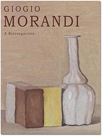 llv Morandi Ölgemälde, D, 60 x 80 cm