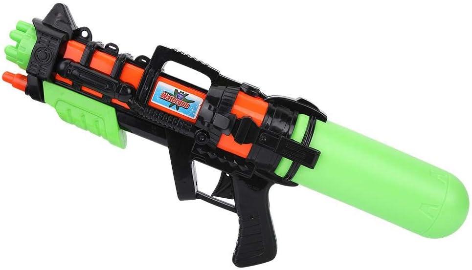 Fafeims Pistola de Agua Pistola de Agua de Alta Capacidad Squirt Juguetes para niños Verano Piscina al Aire Libre Playa Piscina Arena Agua Juguete
