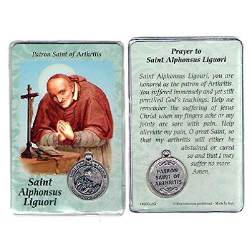 saint-st-st-alphonsus-liguori-prayer-card-holy-card-cards-patronage-patron-arthritis-with-medal