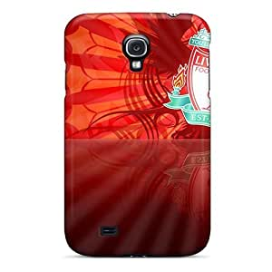 For QyYjBat5495WwMdL Liverpool Famous Football Club England Protective Skin/For Case Samsung Galaxy S4 I9500 Cover