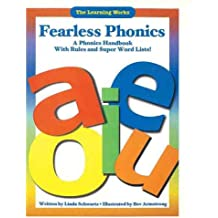 Amazon linda schwartz books fearless phonics a phonics handbook with rules and super word lists fandeluxe Image collections