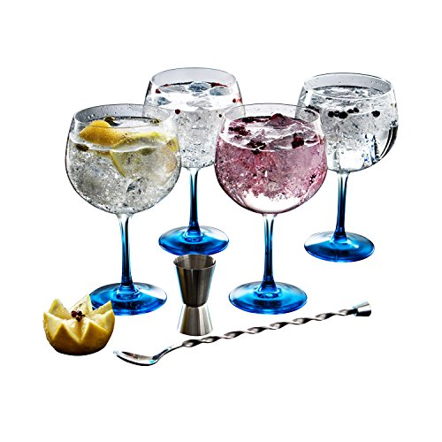cocktail fish bowl set - 4