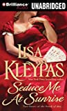 Seduce Me at Sunrise (Hathaway Series)