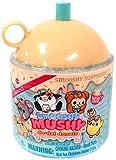 全新! Smooshy Mushy 系列 2 惊喜 Do-Dat Donuts Squishy 惊喜黄色 - 慢腰收藏玩具,可收藏,惊喜和乐趣