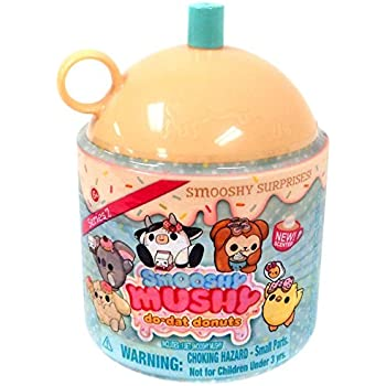 Squishy Mushy Checklist : Amazon.com: Smooshy Mushy Surprises Smooth & Squishy Scented JUG - Colors will vary: Toys & Games