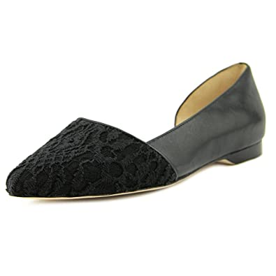 Womens Shoes Cole Haan Amalia Skimmer Black Suede/Black