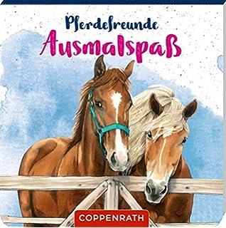 Mal- & Zeichenmaterialien für Kinder Bastel- & Kreativ-Bedarf für Kinder Bunter Malspaß für Pferdefreunde Mit farbigen Vorlagen Taschenbuch Deutsch 2018