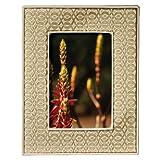 Grasslands Road Everyday Life Sterling Taupe Modern Impressions Ceramic Frame, 4 by 6-Inch