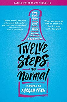 Twelve Steps to Normal by [Penn, Farrah]