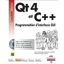 Qt 4 et c++ campus reference
