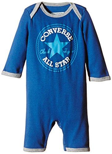 Converse Baby - Jungen, Spieler, Core, GR. 74 (Herstellergröße: 6-9 Months), Blau (blue Jay)