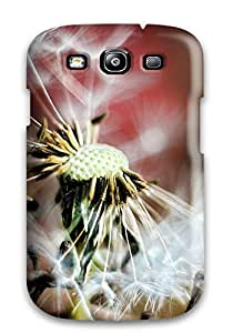 Unique Design Galaxy S3 Durable Tpu Case Cover Close Up